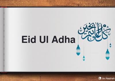 Eid Ul Adha PPT