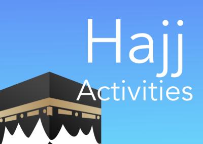 Hajj Activities
