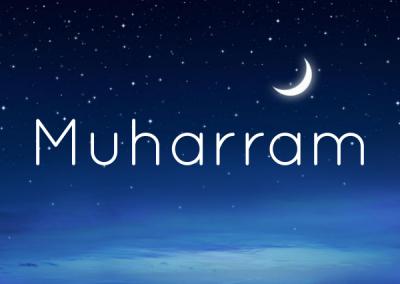 Muharram Activities