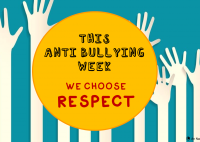 Anti Bullying Week 2018 – Secondary PPT