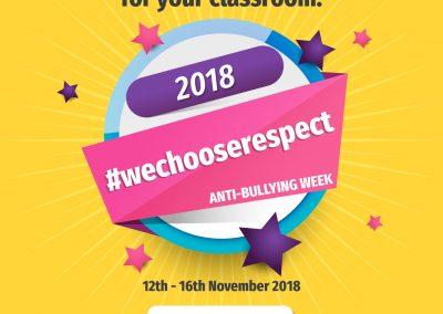 Anti Bullying Week 2018