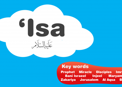 Isa (AS) PPT for kids
