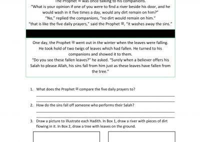 Salah Activity Book