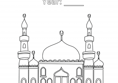 Ramadan Activity Book