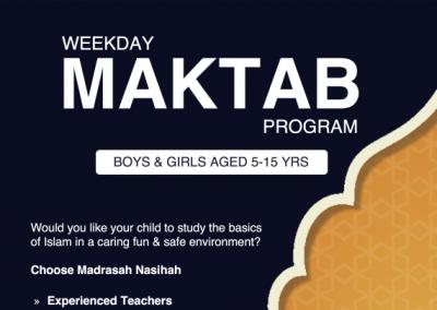 Maktab Starter Pack