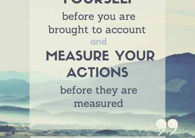 Account Yourself – Poster