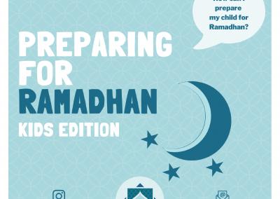 Preparing for Ramadan for Kids