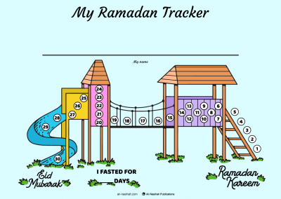 My Ramadan Tracker