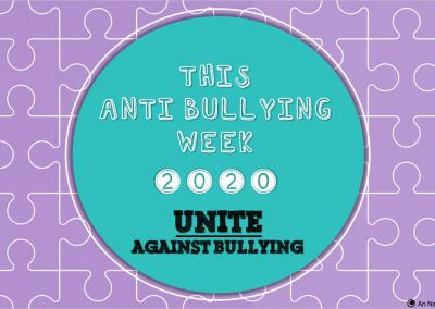 Anti Bullying 2020 – Secondary Age Presentation