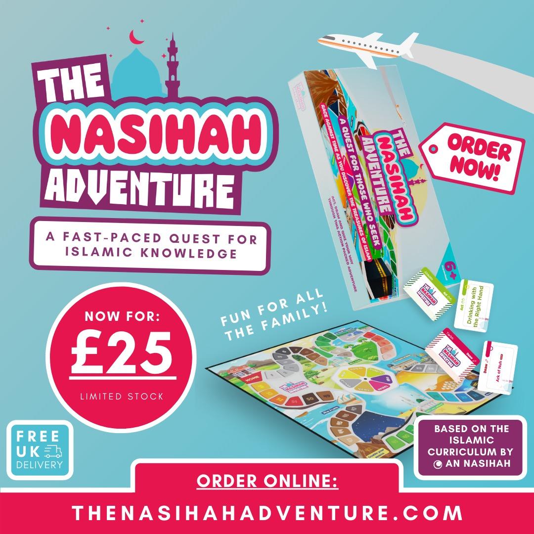 The Nasihah Adventure