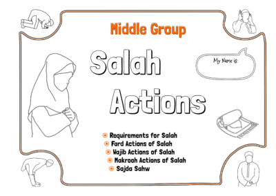 Salah Requirements and Sajda Sahw