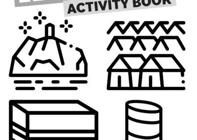 Hajj Activity Book